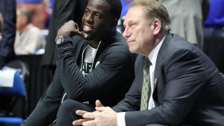 Tom Izzo on Draymond Green: 'He's really a special guy... He's a winner'