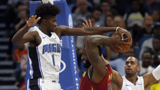Magic have high praise for rookie teammate Jonathan Isaac