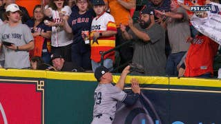 Aaron Judge robs Astros of home run with spectacular Game 7 catch