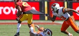 Gallery: USC overpowers Oregon State