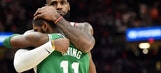 Here's why Colin is calling Kyrie Irving this generation's Scottie Pippen