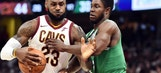 Skip Bayless on LeBron James: 'He out-closed Kyrie down the stretch'