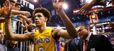 Nick reveals how LaVar Ball's bombastic behavior has and will continue to help Lonzo on the Lakers