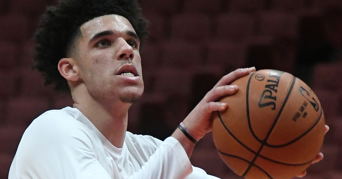 Lonzo Ball on the Lakers or the Thunder big 3 - What is more exciting? (VIDEO)