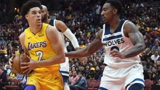 Nick Wright reveals why Lonzo Ball has a 'heavy burden' to be the NBA Rookie of the Year