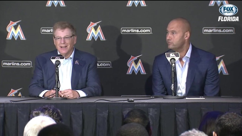 Derek Jeter, Bruce Sherman (Part 1 of 3): Why own, why Miami, status of staff