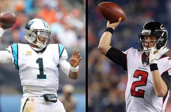 Cam Newton or Matt Ryan: who was more of a disappointment on Sunday?
