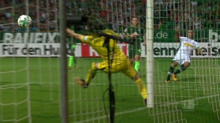 Werder Bremen vs Monchengladbach | 2017-18 Bundesliga Highlights