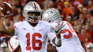 Ohio State dominates Nebraska, behind J. T. Barrett's 7 total touchdowns