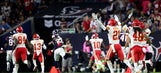 Chiefs keep hold to top spot in AP power rankings