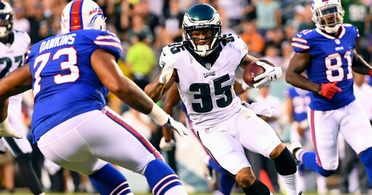 Eagles without two starters on defense vs. Redskins