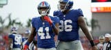 Giants suspend CB Rodgers-Cromartie