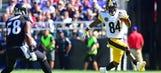 AP ranks Antonio Brown as league's best wide receiver