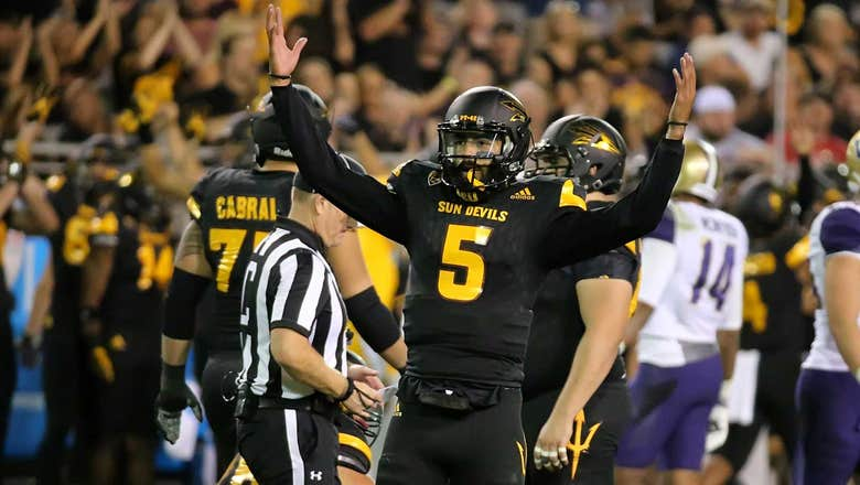 Sun Devils look to become bowl eligible against Oregon State