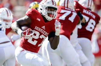 Indiana RB Ellison's suspension a result of sexual assault accusation