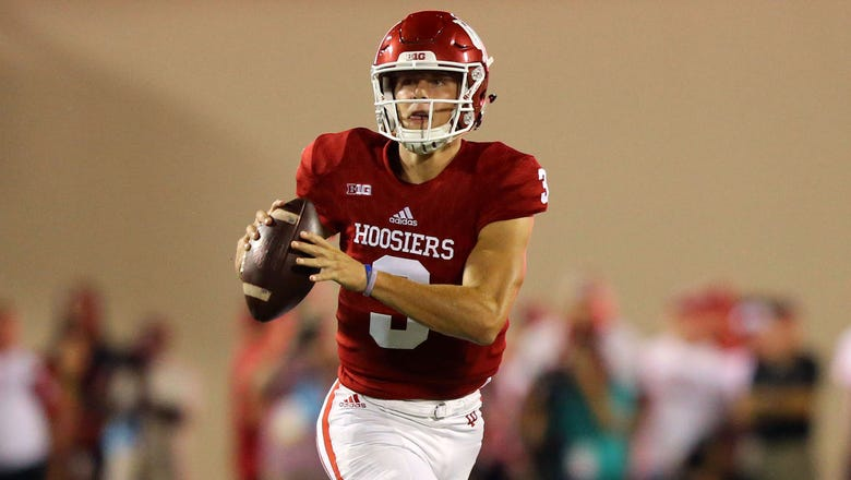 Ramsey thrives in first start as Indiana defeats Charleston Southern 27-0