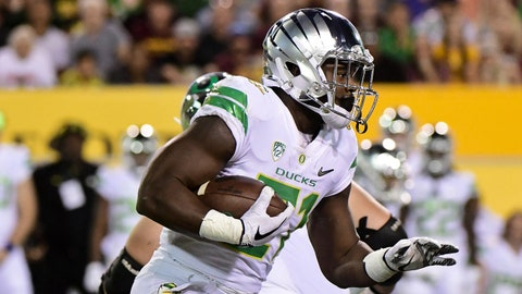FALL GUYS: Royce Freeman, RB Oregon