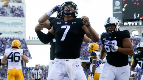 ON THE RISE: Kenny Hill, QB TCU