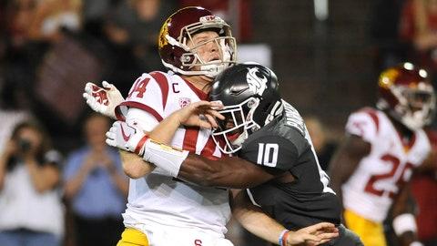 FALL GUYS: Sam Darnold, QB USC