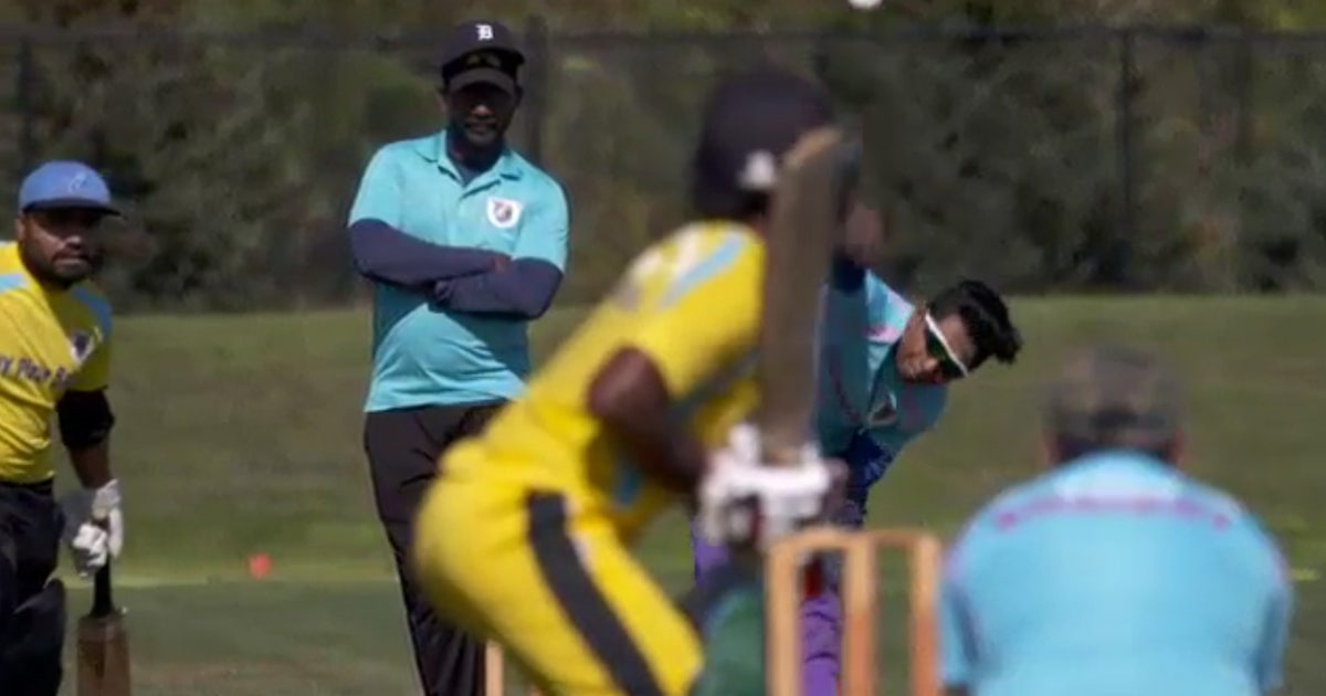 Away from the Spotlight: 'Pitch' for Detroit cricket (VIDEO)