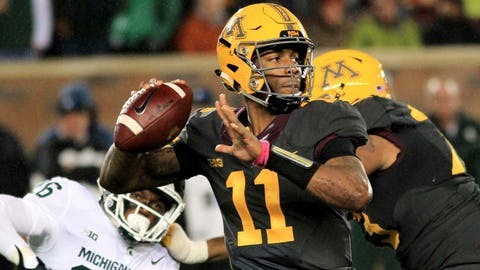 Ex-Gophers QB Demry Croft says he was unfairly suspended