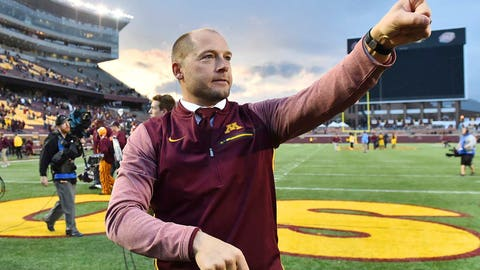 Minnesota Gophers football (↑ UP)