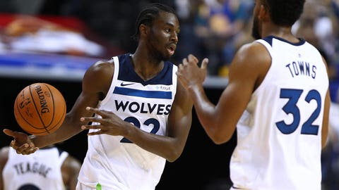 Timberwolves will have multiple All-Stars