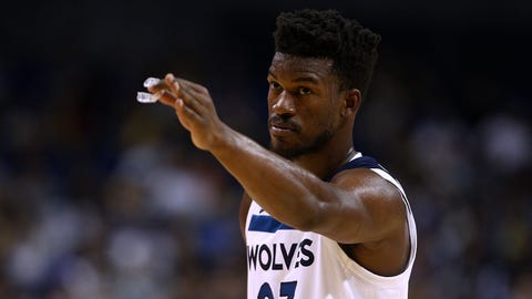 23 Jimmy Butler, G/F