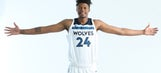 Wolves recall rookie Patton from G League