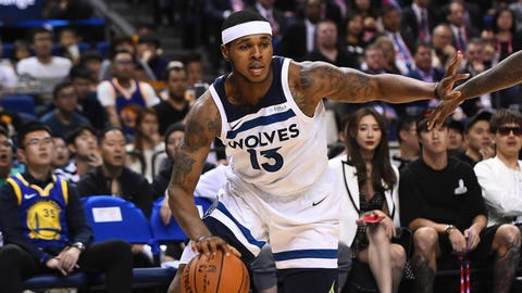 Marcus Georges-Hunt, Timberwolves guard (⬇ DOWN)