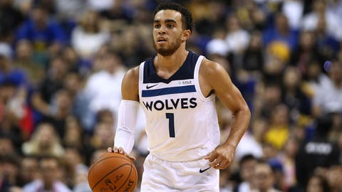 Grizzlies To Add Tyus Jones After Wolves Decline To Match Offer Sheet class=