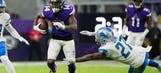Vikings' Bradford, Diggs, Easton ruled out for Sunday's game
