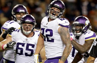 Keenum takes the reins, Vikings exit Soldier Field with 20-17 victory