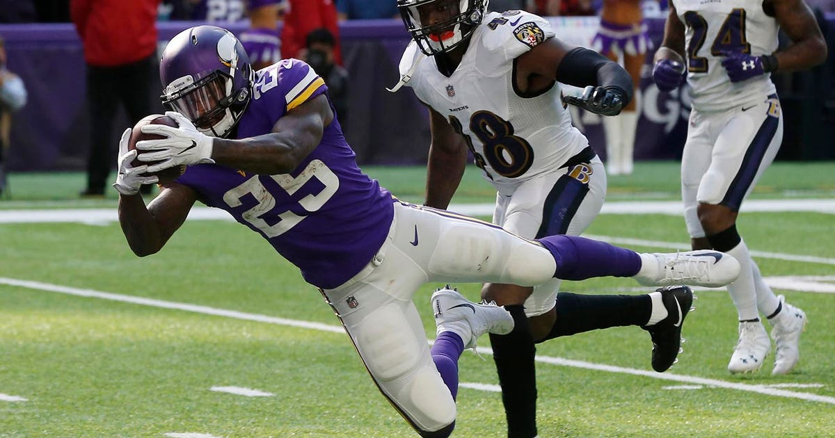PHOTOS: Vikings vs. Ravens   FOX Sports