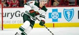 Wild recall defenseman Mike Reilly from Iowa