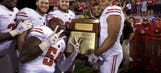PHOTOS: Badgers at Nebraska