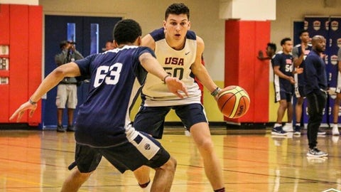 Top shooting guard Tyler Herro decommits from Wisconsin