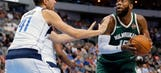 Bucks fall to Mavs in preseason opener