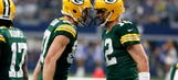 Rodgers set to return for pivotal game vs. Panthers