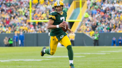 What can be expected of Brett Hundley?