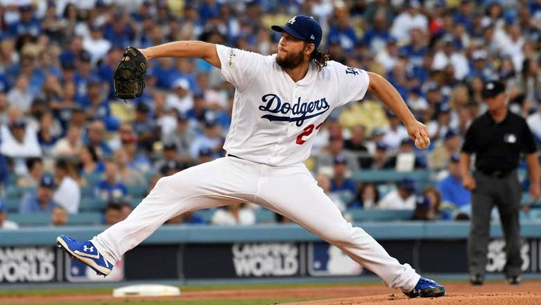 Kershaw looks to send Dodgers to the World Series in Game 5
