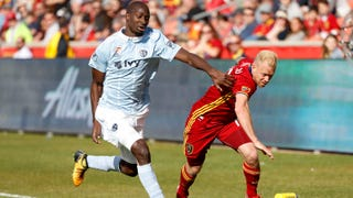 Ike Opara on SKC's performance against RSL: 'It wasn't good enough'