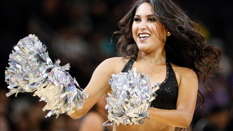 2017-18 NBA Cheerleaders