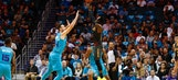 Hawks LIVE To GO: Hawks fall to Dwight Howard, Hornets