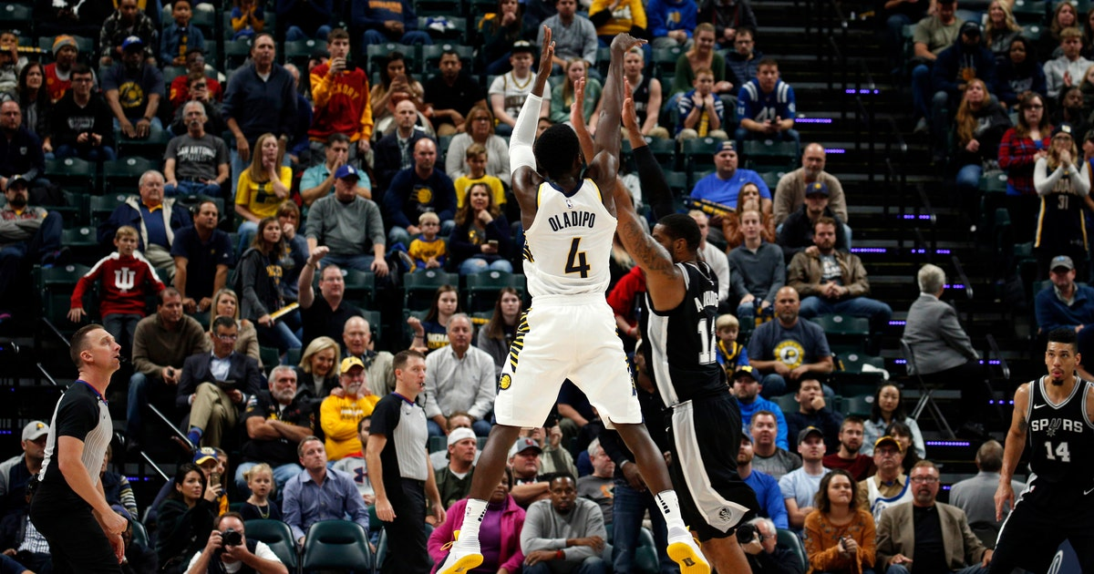 Pacers Guard Oladipo Named Eastern S Player Of The Week
