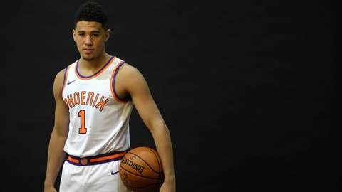 No. 1 Devin Booker, Guard
