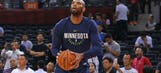 At coach's request, Wolves' Taj Gibson shooting 3-pointers