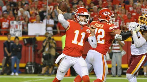 OVERREACTION: The Chiefs (4-0) are heading to the Super Bowl.
