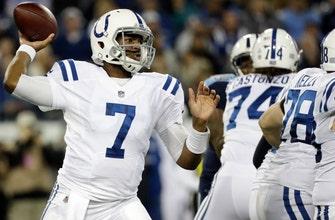 Brissett continues to develop but Colts still miss Luck