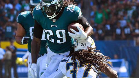 OVERREACTION: LeGarrette Blount is the new Beast Mode.